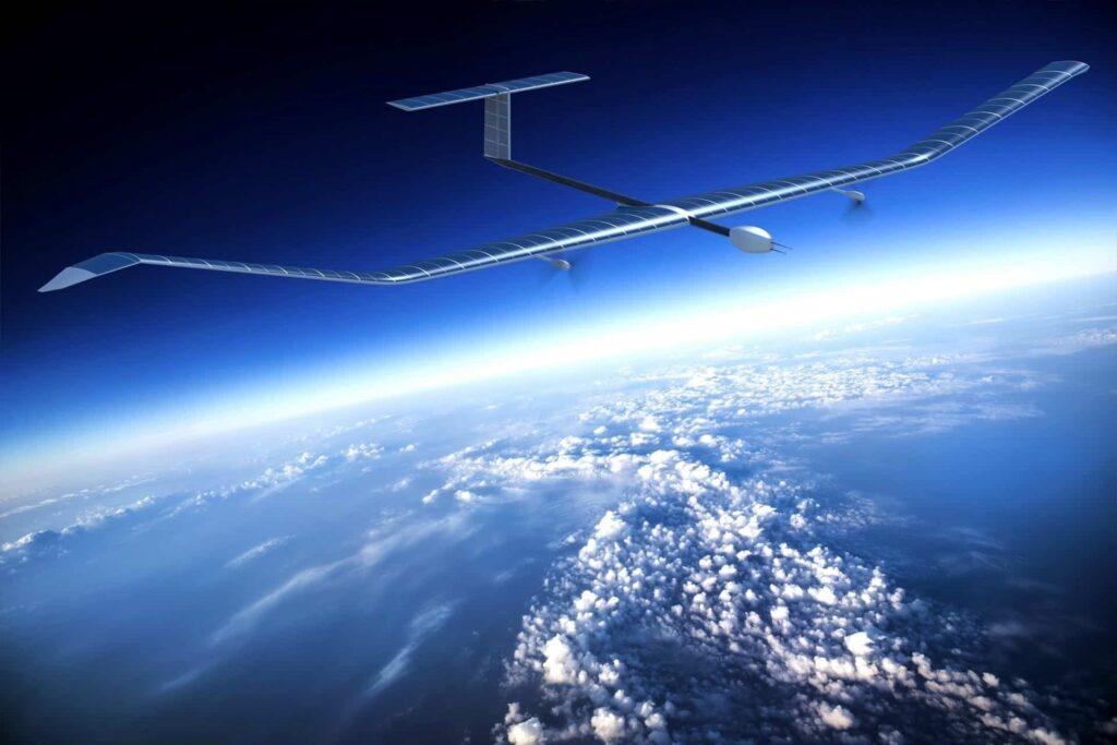 Airbus Zephyr solar UAV