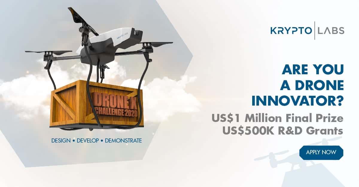 Drone X Challenge (DXC) 2020