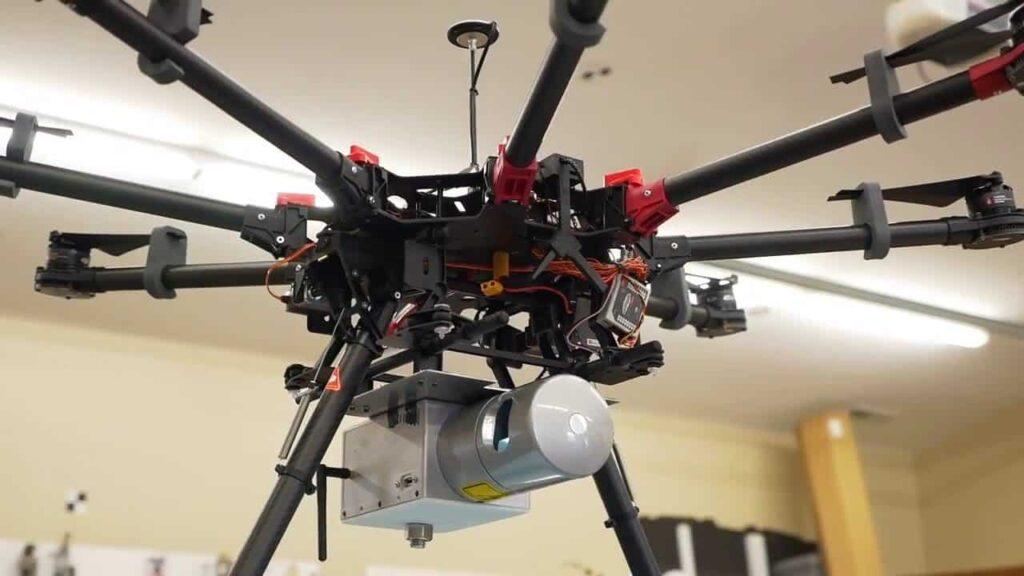 LiDARUSA drone