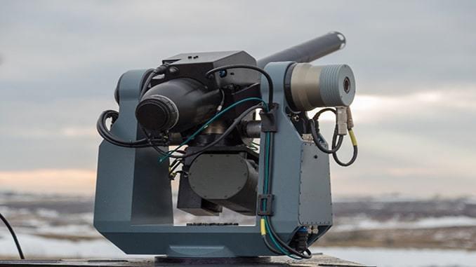 Liteye Systems Skywall 300 UAS capture system