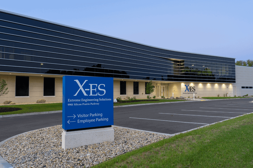 X-ES new headquarters