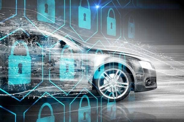 Autonomous car cybersecurity