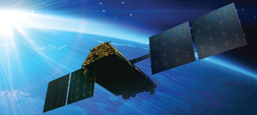 Iridium Certus satellite