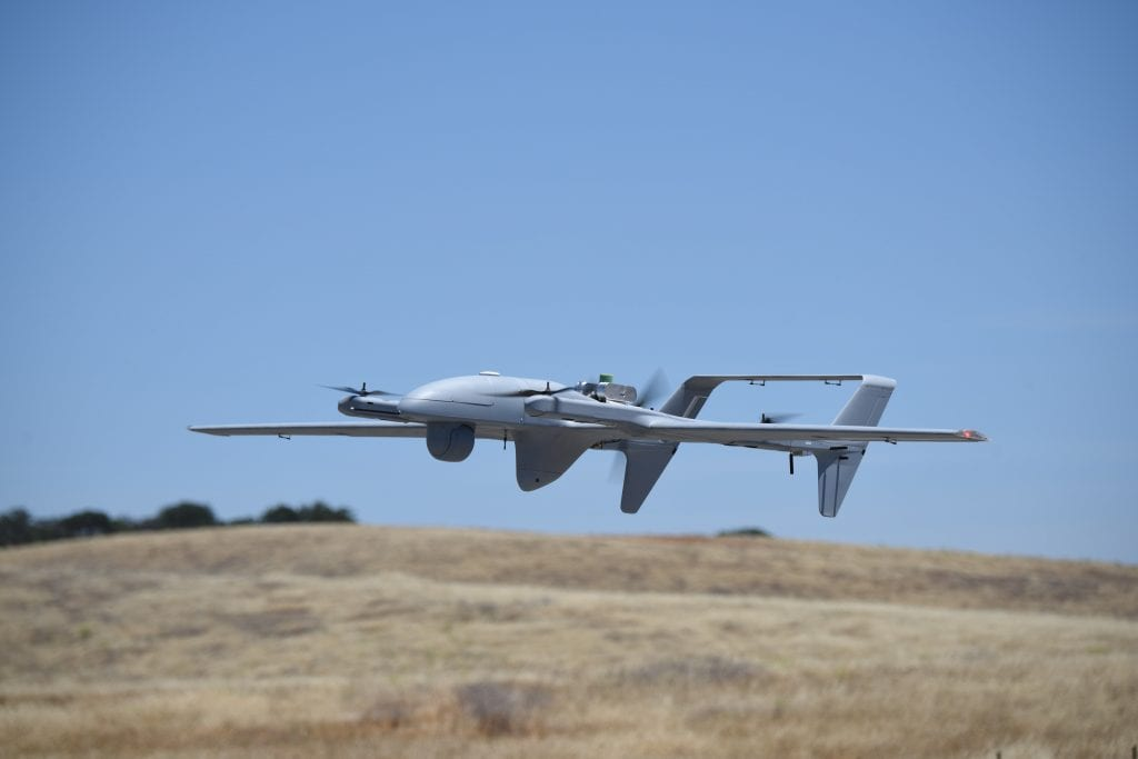 Hybrid Quadrotor VTOL UAS Technology Developed | Unmanned Systems
