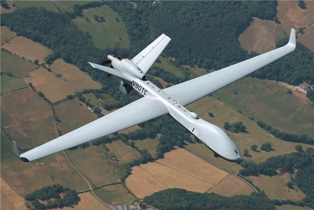MQ-9B SkyGuardian UAV