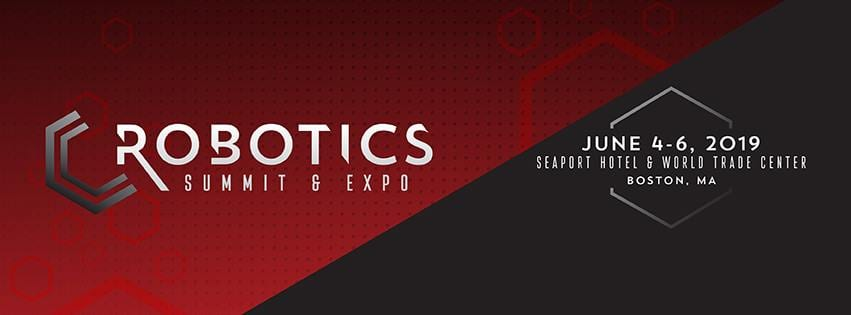Robotics Summit and Expo 2019