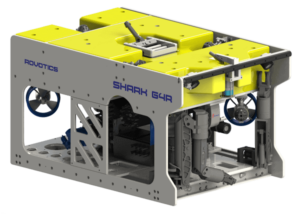 Shark G4R Electric ROV for Subsea Inspections