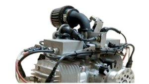 Sky Power SP-210-FI-TS UAS engine