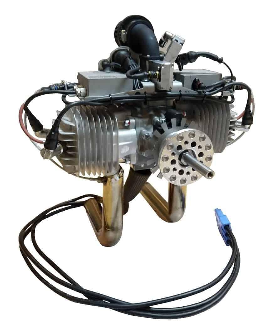 SkyPower SP-210 FI TS UAV Engine