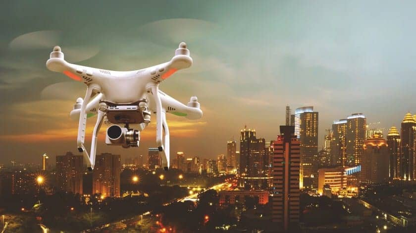 UK unmanned traffic management project