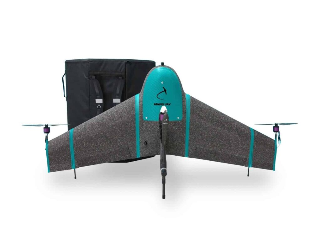 ATMOS UAV Marlyn drone