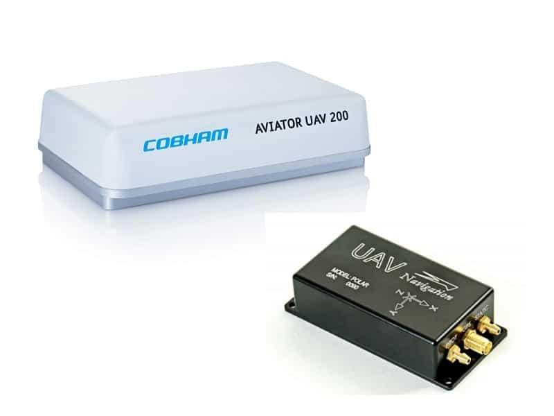 Cobham and UAV Navigation SATCOM solution