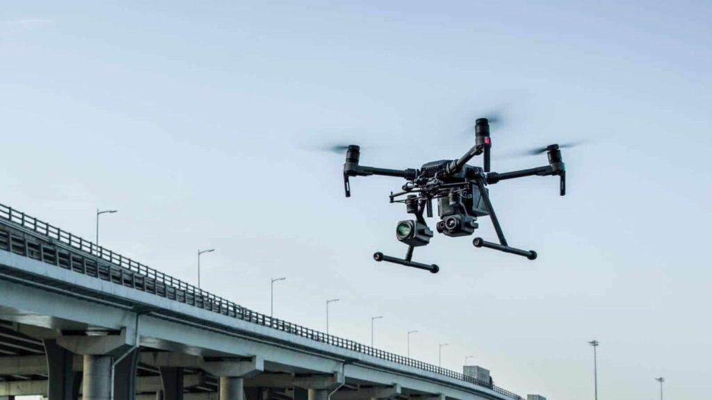 DJI Matrice 200 Series 2 drone