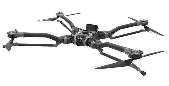 Hexadrone Systems Tundra-M UAS