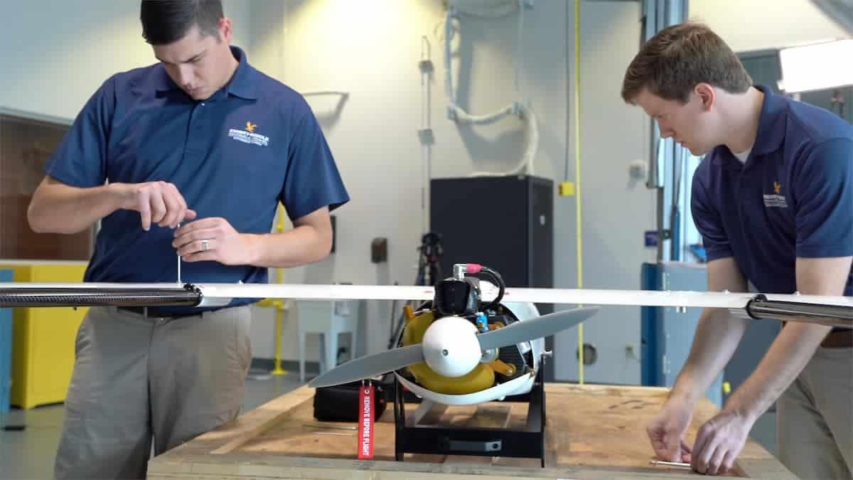 Penguin C UAS at Embry-Riddle University