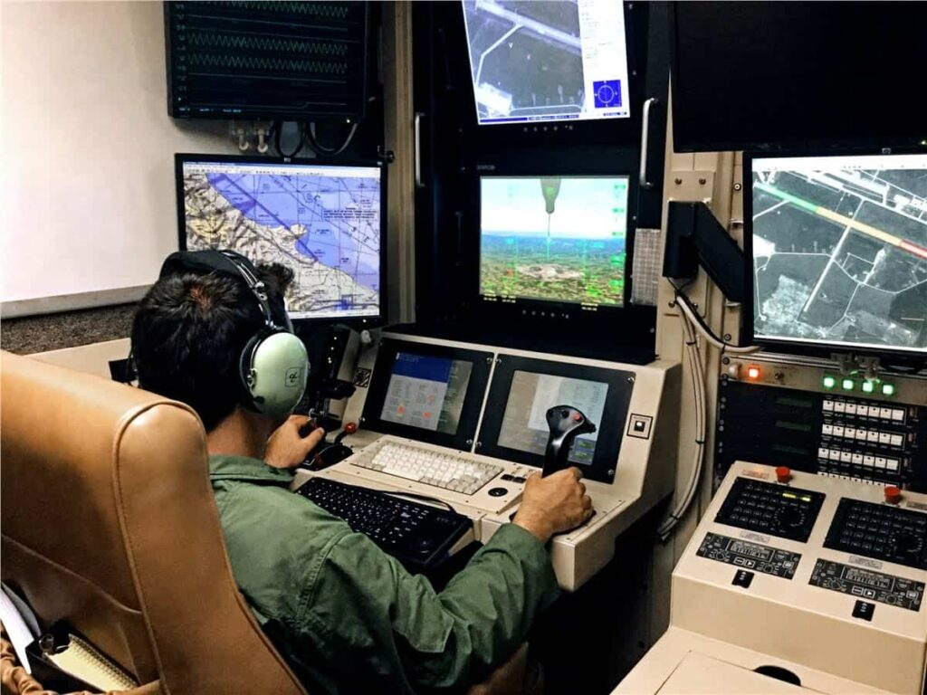 Predator UAS Mission Trainer