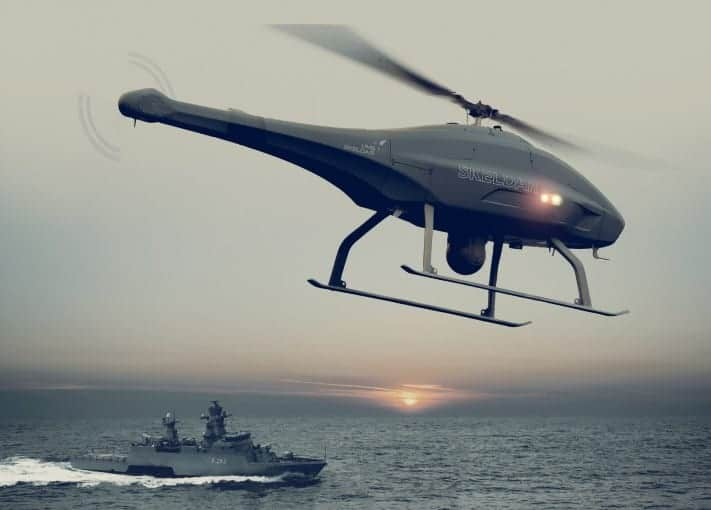 UMS SKELDAR V-200 UAV