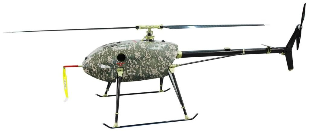 UVH 170 Unmanned Helicopter
