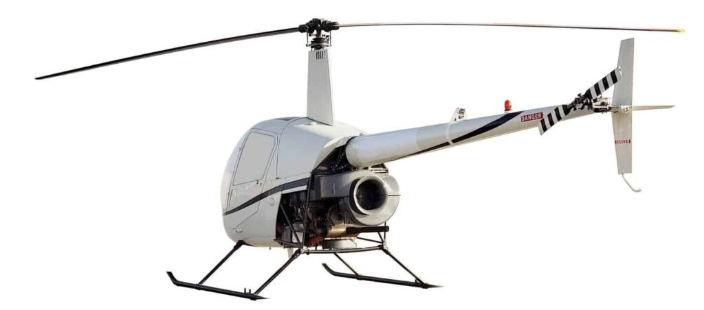 UVH R22 Unmanned Helicopter