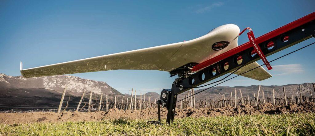Bramor mSX BVLOS Drone