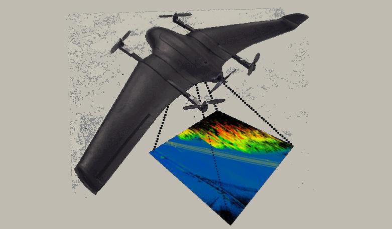 DeltaQuad Pro #INSPECT drone