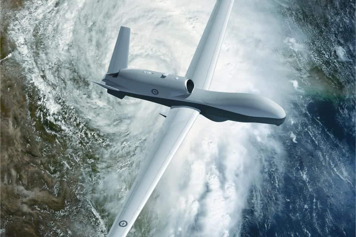 Australia To Acquire Second Mq 4c Triton Uas Unmanned