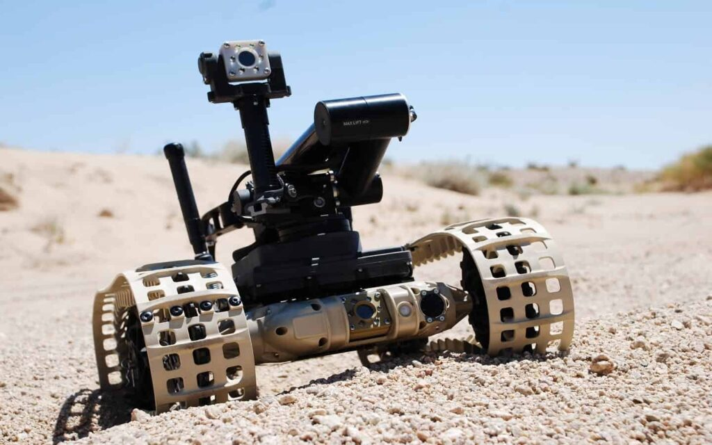 QinetiQ North America to Provide Small UGVs to U S  Army