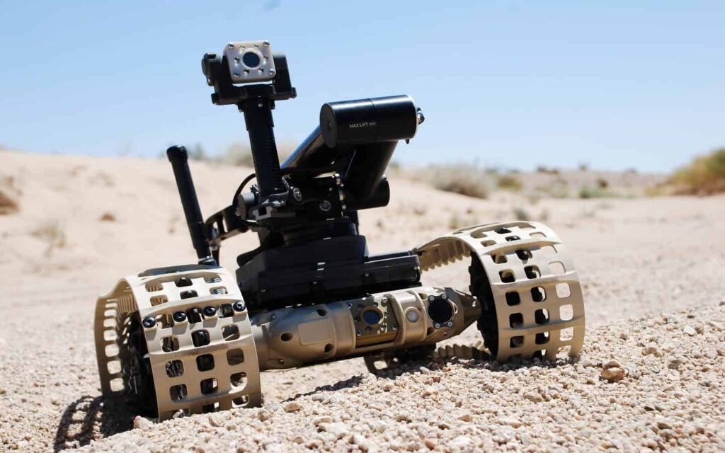 QNA Common Robotic System-Individual UGV