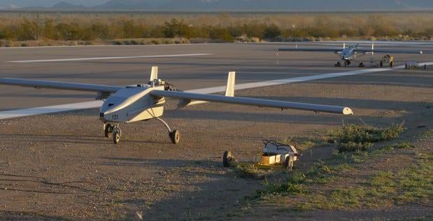 DARPA Successfully Tests UAV Swarming Technologies
