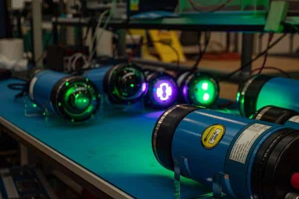 Sonardyne autonomous seismic nodes