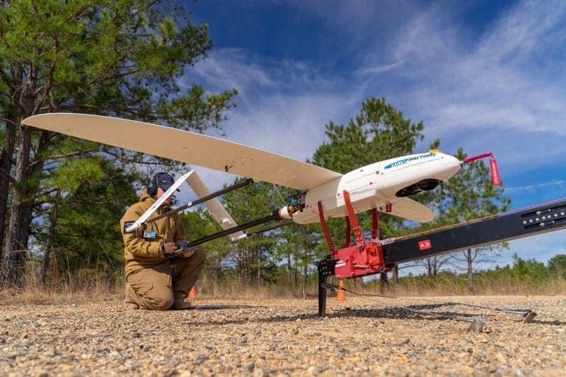 UAV Factory drone