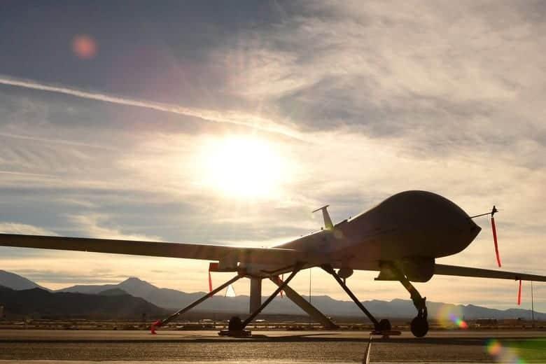 US Air Force Reaper UAS
