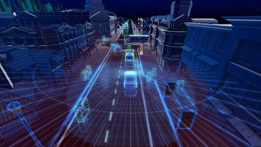 Velodyne LiDAR autonomous vehicle sensing