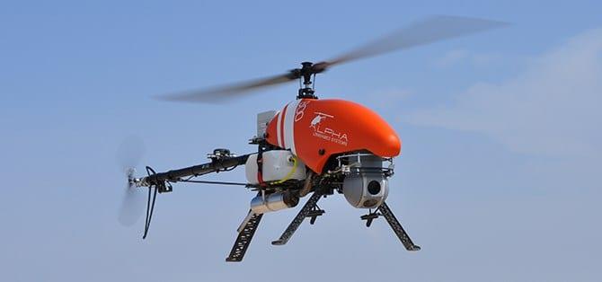 Alpha 800 UAV