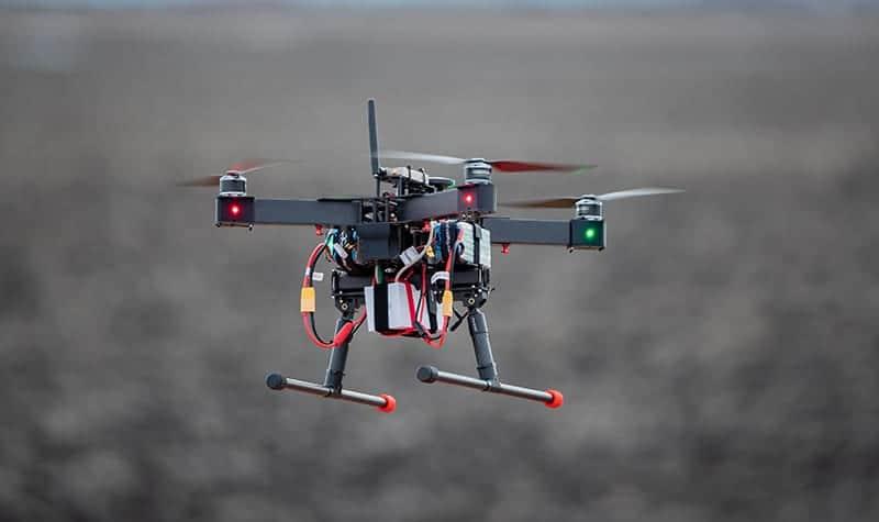 BVLOS network drone