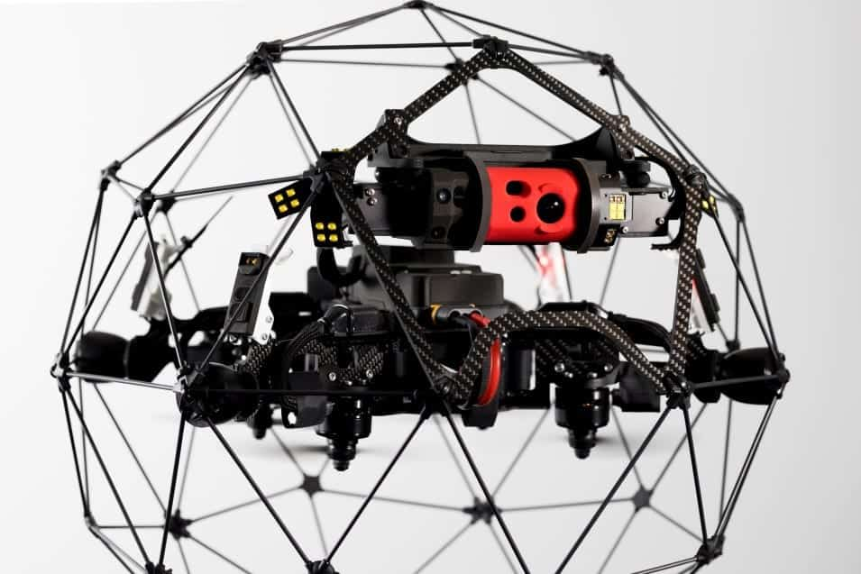 Flyability Launches New Inspection Drone for Confined Spaces