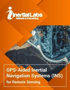Inertial Labs GPS-aided INS for remote sensing whitepaper