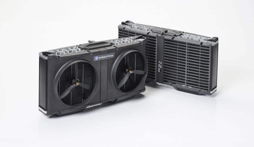 Intelligent Energy 2.4kw fuel cell power module