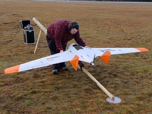 Robot Aviation FX20 UAV