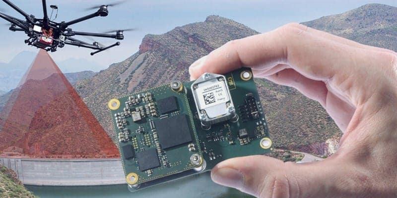 SBG Systems Quanta UAV INS