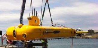 SPECTRE (UW) Underwater AUV Control Autopilot