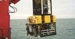 SPECTRE (UW) Underwater ROV Control Autopilot