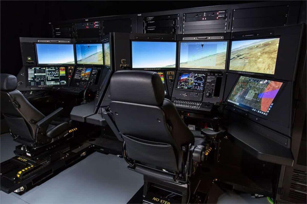 SkyGuardian UAS Ground Control Station
