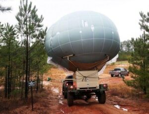 Tethered aerostat for commercial applications