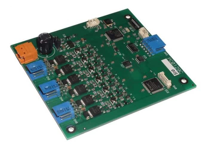 USV Power Management Module (PMM)