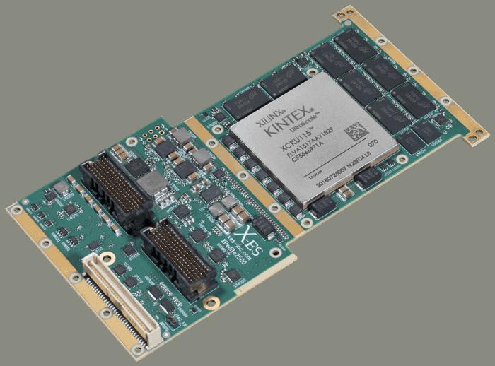 X-ES XPedite2500 XMC module
