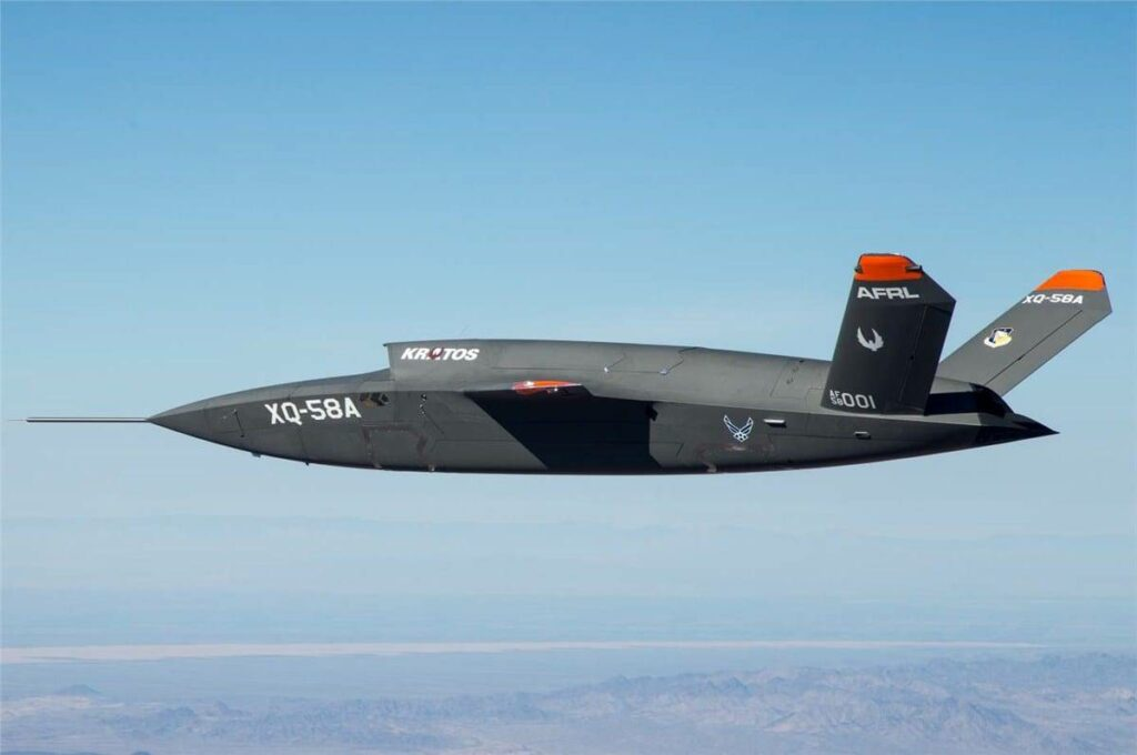 XQ-58A Valkyrie UAS