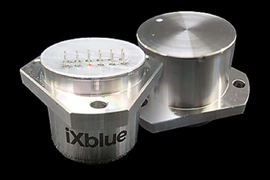iXblue navigation grade accelerometer