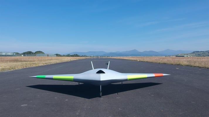 BAE Systems MAGMA UAV