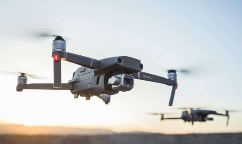 DJI Adds ADS-B Receivers to New Consumer Drones | Unmanned